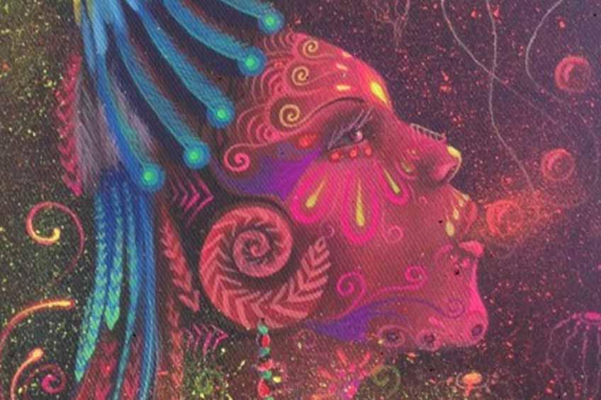 Šamanská meditace