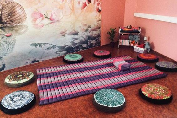 NOVINKA- Thajská masáž s reflexologii chodidel na míru